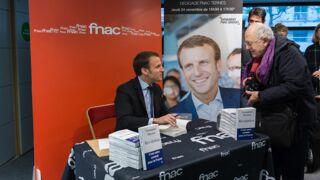 """Emmanuel Macron se fâche avec la géographie française dans son livre """"Révolution"""""""