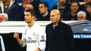 En colère, Cristiano Ronaldo a t-il vraiment insulté Zidane ? (VIDÉO)