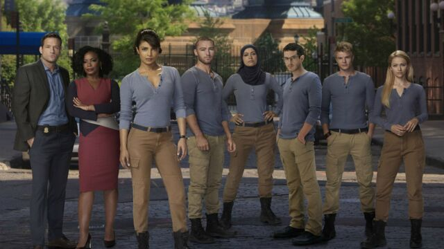 Audiences : Gros carton pour le début de la série Quantico sur M6