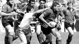 Éric Melville, ancien joueur du RC Toulon et des Bleus, est décédé... Les twittos lui rendent hommage