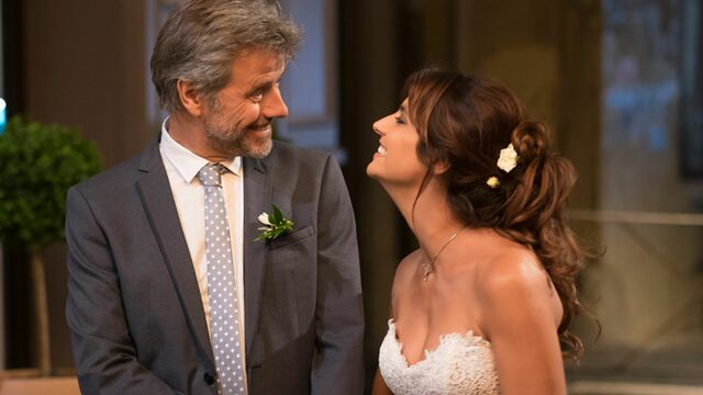 Plus belle la vie : le mariage de Mélanie en images (PHOTOS)