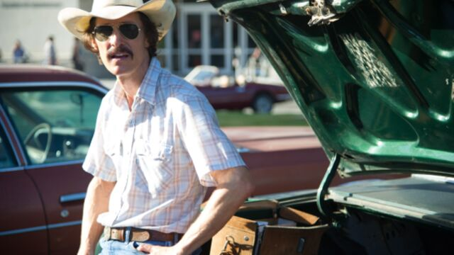 Matthew McConaughey, impressionnant dans Dallas Buyers Club