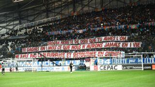 Football : quand des supporters de l'OM s'en prennent à Didier Drogba