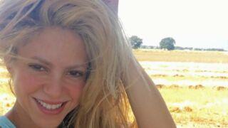 Quand Gérard Piqué filme Shakira en train de se prendre en selfie... c'est très drôle ! (VIDEO)