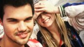 Le touchant message de soutien de Taylor Lautner (Twilight) à sa petite amie Billie Lourd, fille de Carrie Fisher (PHOTO)
