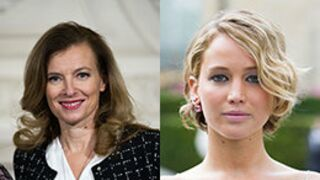 Valérie Trierweiler, Jennifer Lawrence... Le top 5 des personnalités de la semaine !