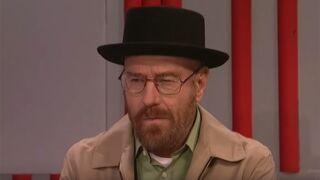 Walter White (Breaking Bad) n'est pas mort, et il est de retour... dans un rôle surprenant