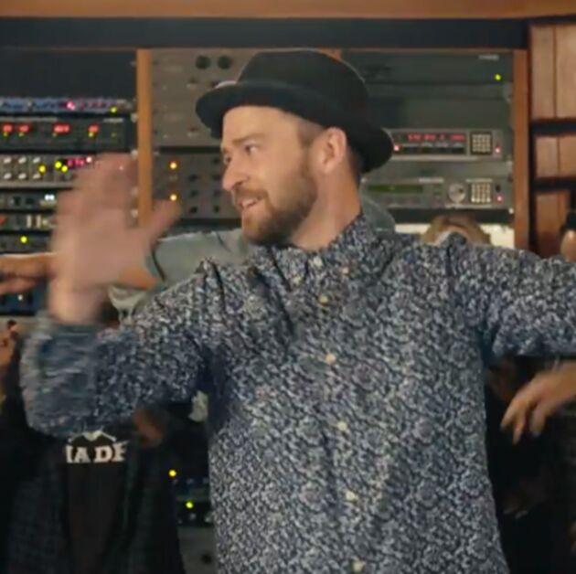 Justin Timberlake dévoile sa nouvelle chanson dans un clip survitaminé (VIDEO)