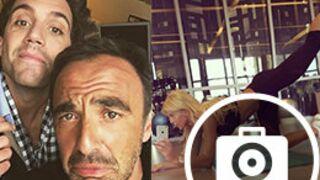 Instagram : La drôle de pose de Victoria Silvstedt, Mika et Nikos Aliagas complices (25 PHOTOS)