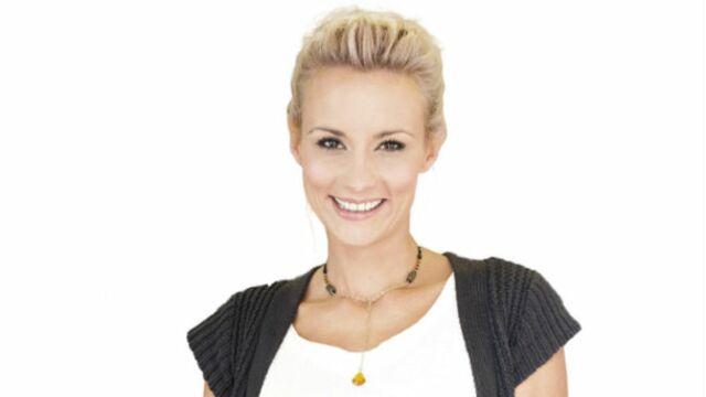 Elodie Gossuin présidente d'un concours de beauté belge
