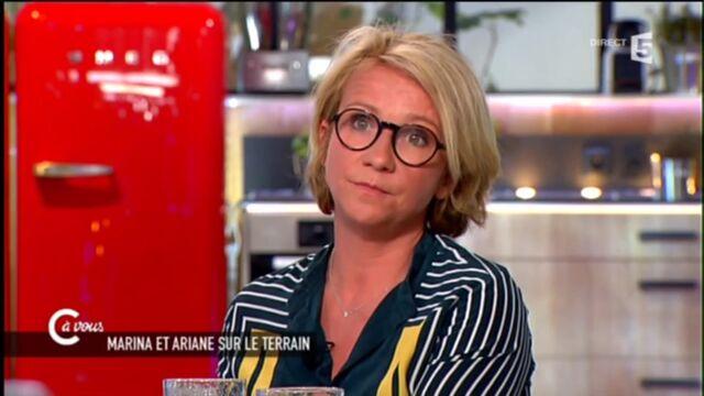 Ariane Massenet estime que Le Grand Journal aurait dû changer de nom (VIDEO)