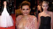 Cannes 2017 : Elizabeth Olsen exhibe sa poitrine, deux Moss sur le tapis rouge (PHOTOS)