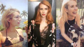 Wild Child (NT1) : selfies, vacances, animaux... la trépidante vie d'Emma Roberts sur Instagram (PHOTOS)