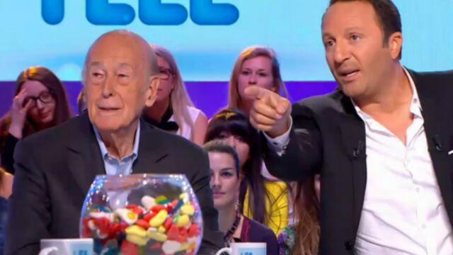 Valéry Giscard d'Estaing sur le plateau des Enfants de la télé (VIDÉO)