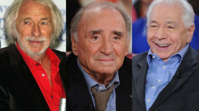 Michel Galabru, Pierre Richard et Claude Brasseur, papys stars de La Minute vieille