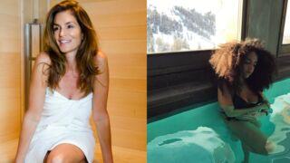 Instagram : pause sauna pour Cindy Crawford, Shera Kerienski à la piscine (32 PHOTOS)