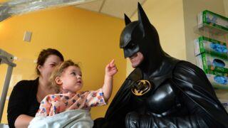 Le Batman des enfants hospitalisés tué à côté de sa Batmobile