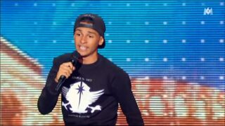 La France a un incroyable talent : découvrez Hamdax, le rappeur qui a fait pleurer le jury (VIDEO)
