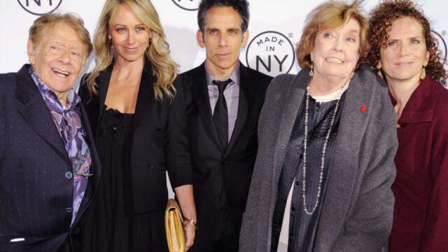 DÉCÈS – Amy et Ben Stiller en deuil : leur mère, l'actrice Anne Meara, est morte