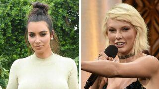 Kim Kardashian accuse Taylor Swift de mentir en publiant des vidéos compromettantes