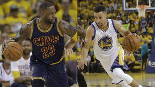 Basket NBA : Golden State, Cleveland, une couronne pour deux rois