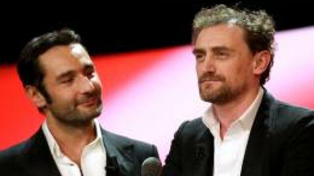"""Jean-Paul Rouve et Gilles Lellouche : """"Aller aux Oscars? C'est un rêve"""""""