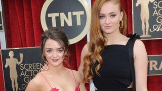 Game of Thrones : Maisie Williams souhaite un joyeux anniversaire à Sophie Turner avec une vieille photo