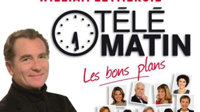 Télématin (France 2) sort un guide bons plans