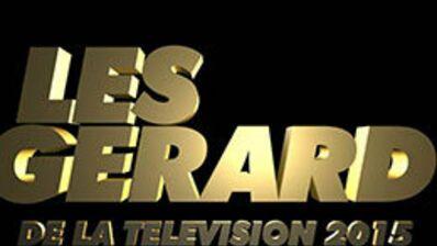 Les Gérard de la Télévision 2015 : La liste des nommés