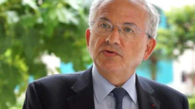 Olivier Schrameck, prochain président du CSA