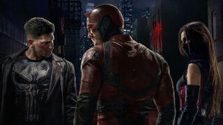 Daredevil saison 2 : The Punisher et Elektra s'invitent sur le nouveau poster promo