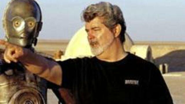 """George Lucas a commencé à écrire la série """"Star Wars"""""""
