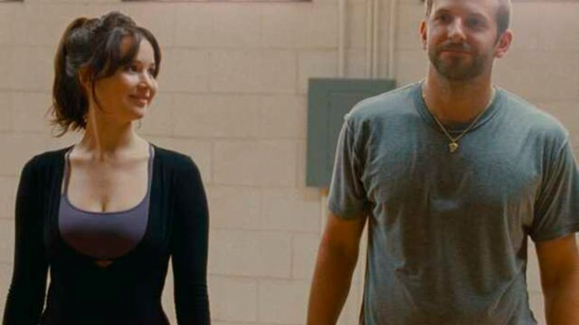Bradley Cooper-Jennifer Lawrence : le duo au top de Happiness Therapy