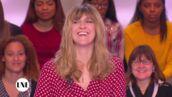 La Nouvelle Edition: Daphné Bürki prise d'un fou rire pendant la chronique sexo