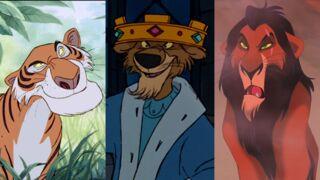 Shere Khan du Livre de la jungle, Scar du Roi Lion... Top 10 des animaux méchants de Disney