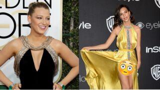 Blake Lively radieuse, Emily Ratajkowski en robe ultra fendue… Les plus belles tenues des Golden Globes (42 PHOTOS)