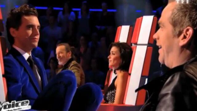 The Voice : Anne Sila et Yoann Launay qualifiés, Nög et Neeskens éliminés (VIDÉOS)