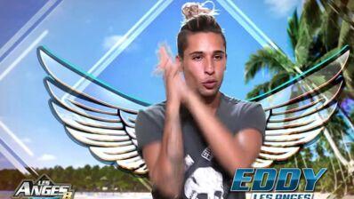 Les Anges 8 : Eddy sauve in extremis l'exposition d'Andréane (VIDEO)