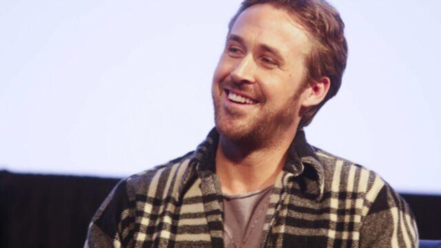 Ryan Gosling s'invite au JT de Julian Bugier