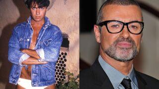 Brushing, boucles d'oreilles, mini-shorts... Retour sur le look culte de George Michael (14 PHOTOS)