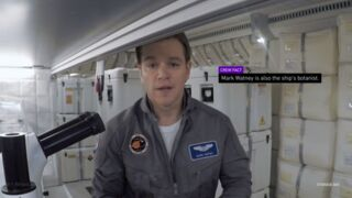 Seul sur Mars : Matt Damon fait les présentations dans le premier trailer du film de Ridley Scott