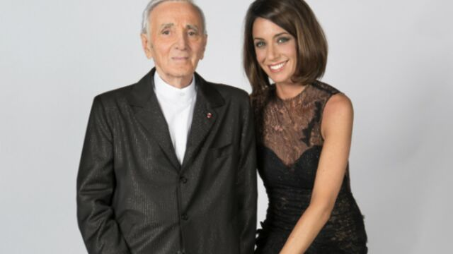 "Charles Aznavour : ""Virginie Guilhaume rit moins qu'Alessandra Sublet"""