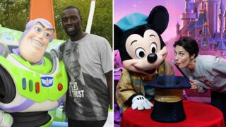 Alessandra Sublet, Omar Sy, Shy'm... Quand les people s'invitent à Disney (18 PHOTOS)