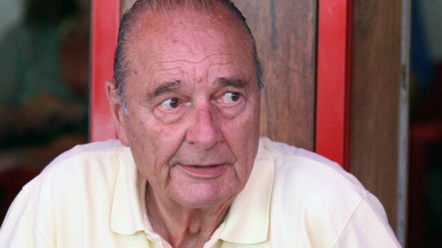 Jacques Chirac : un proche donne de ses nouvelles