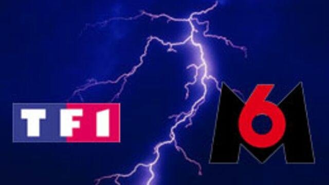 TF1 talonnée par M6