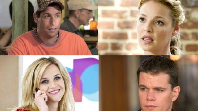 Qui sont les dix acteurs les moins rentables d'Hollywood ? (PHOTOS)