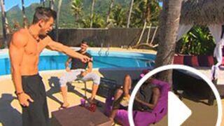 L'île des vérités 4 : Jessy Matador fait faire un casting aux habitants ! (VIDEO)