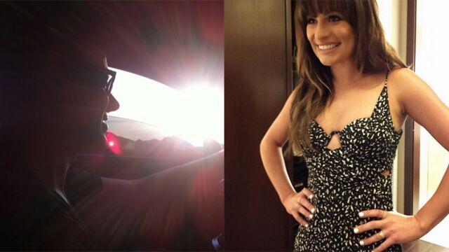 Lea Michele pense à Cory Monteith deux ans après sa mort