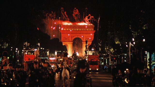 C'était l'été 1989... La France et le monde entier célébraient le bicentenaire de la Révolution Française
