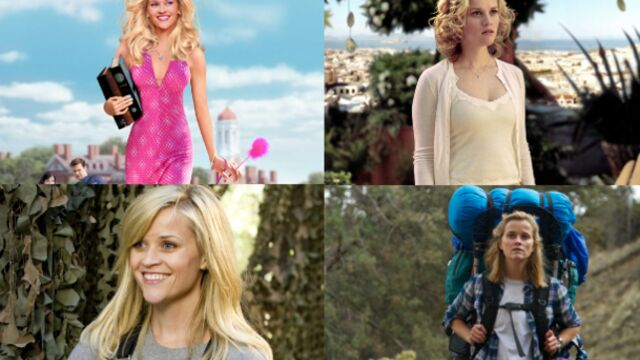 Reese Witherspoon : itinéraire d'une jolie blonde (PHOTOS)